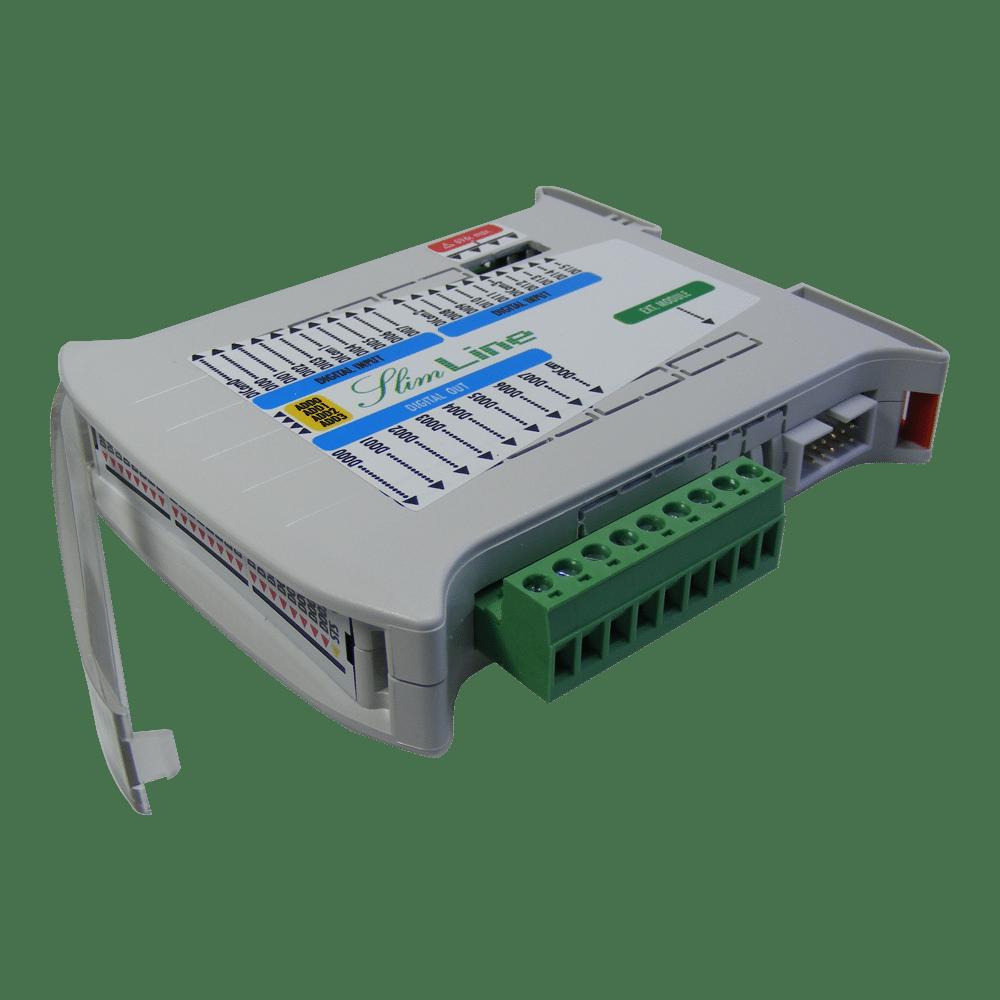 Foto - SlimLine modulo espansione 16+8 I/O digitali (1)