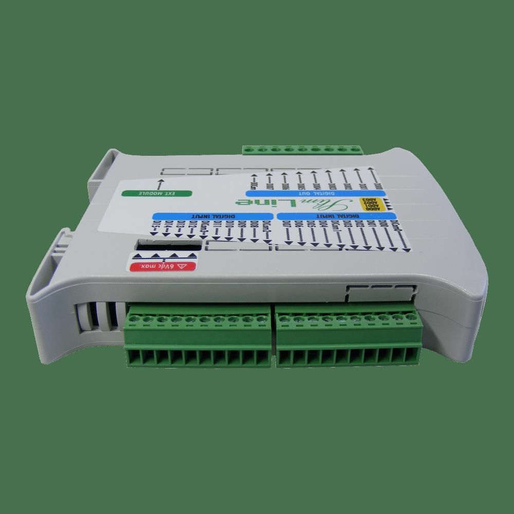 Foto - SlimLine modulo espansione 16+8 I/O digitali (3)