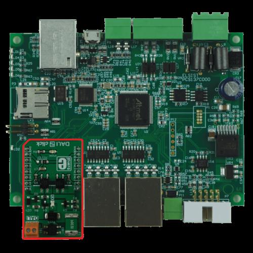 Foto - CPU Cortex M7 LogicLab mikroBUS OEM
