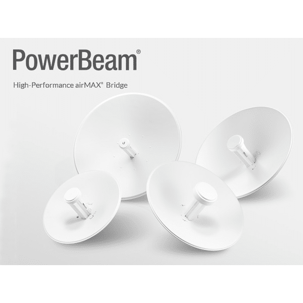 Foto - PowerBeam M 2.4/5GHz