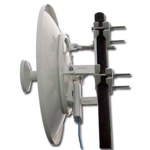 Foto - Antenna Rocket Dish