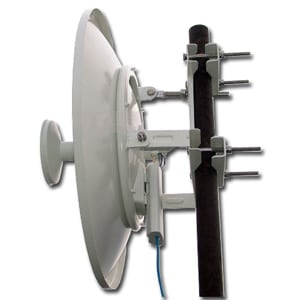 Foto - Rocket Dish Antenne