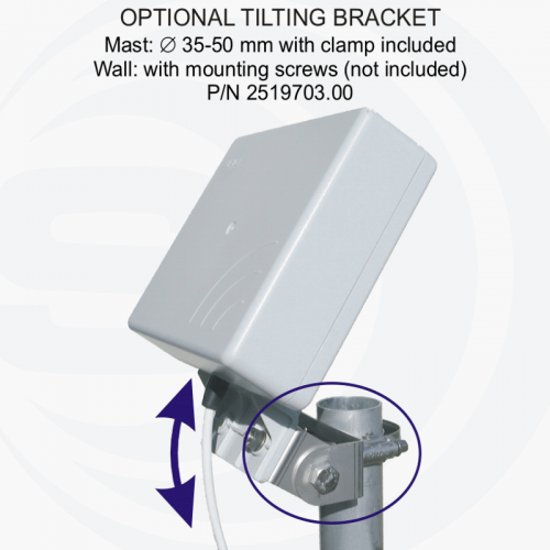 Photo - SMP Optional Tilting Bracket