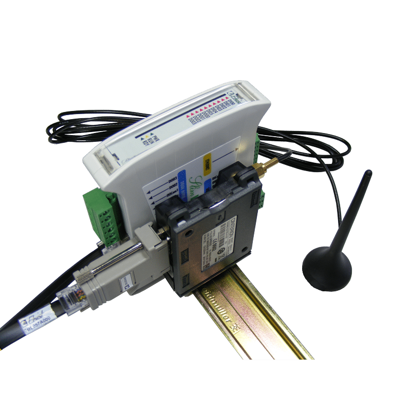 Foto - SMS Machine