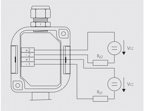 Schema - Connessioni PTSV110