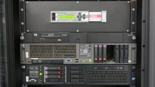 Foto - Server Monitor