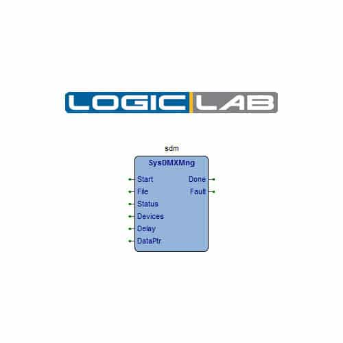 Icona - FB Gestione protocollo DMX Master
