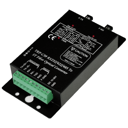 Foto - Convertitore seriale-fibra TRP-C39