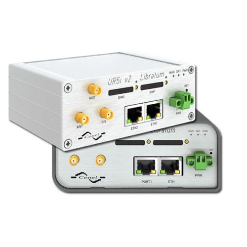 Foto - Router UMTS/HSPA+ UR5i v2 Libratum