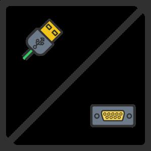 USB-seriale