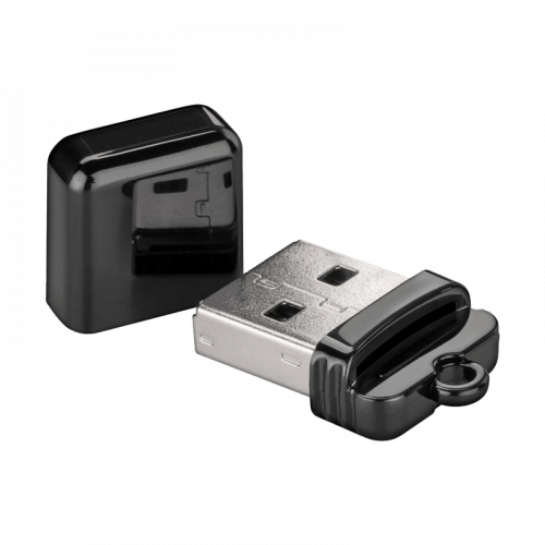 Foto - Lettore MicroSD Card USB (1)