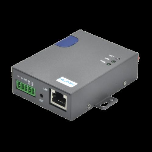 Foto - WL-R100_Router cellilare low cost - Vista lato destro