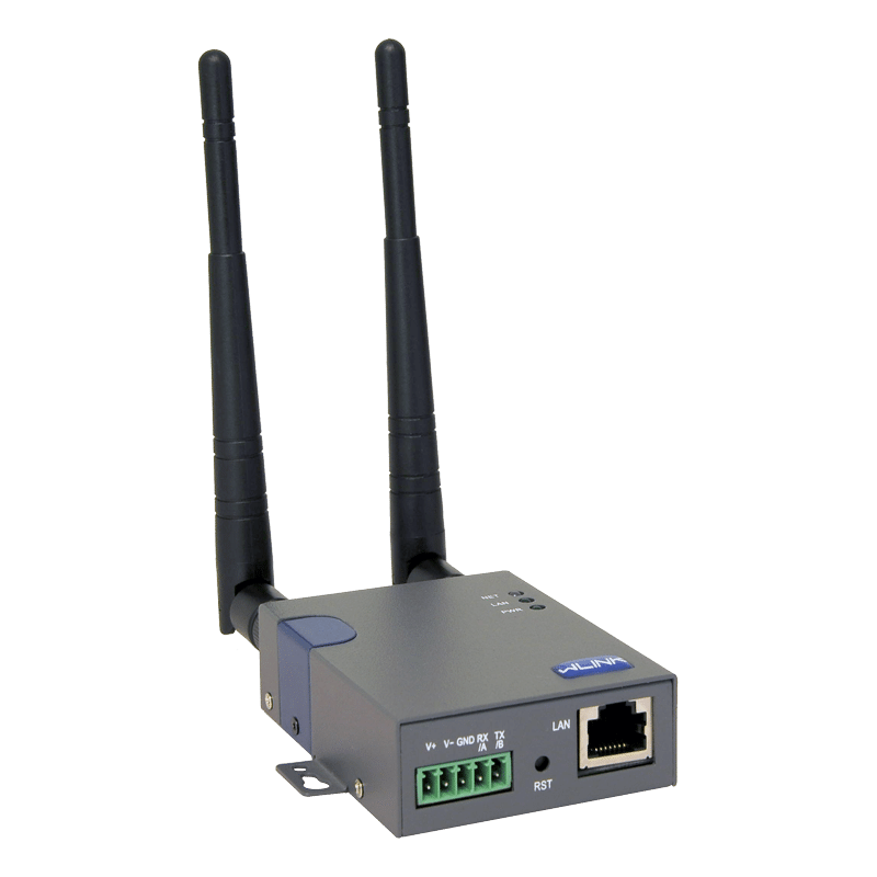Foto - WL-R100 Router cellulare Low cost