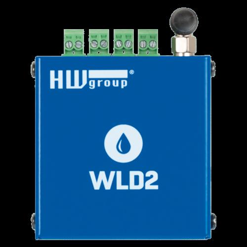 Foto - WLD2 Rilevatore di perdite d'acqua IP/WiFi - Vista sopra