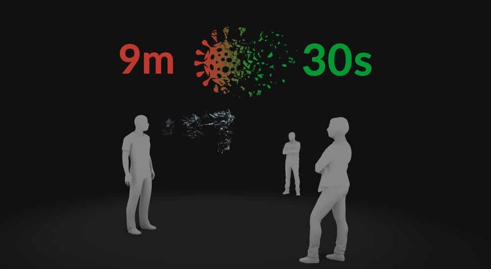 Il controllo CO2 negli ambienti per ridurre i rischi di contagio da COVID19