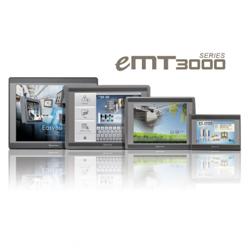 Photo - Touch screen HMIs eMT3000