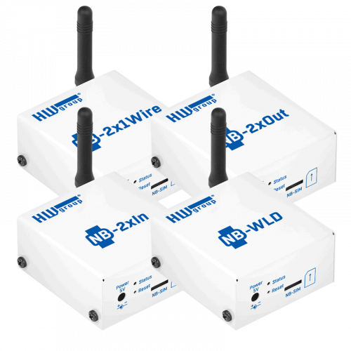 Foto - NB Devices Narroband IoT