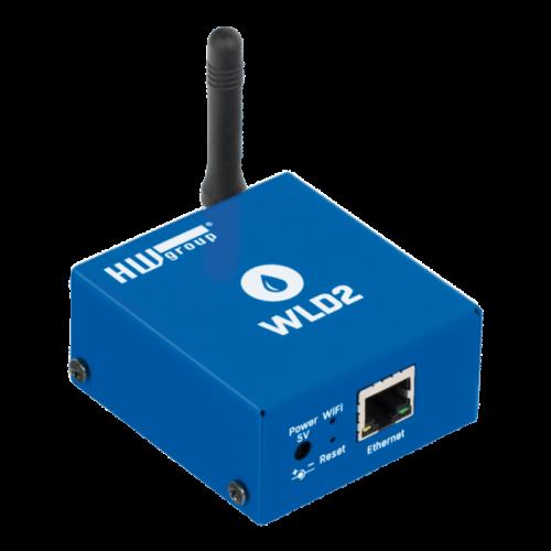Foto - WLD2 Rilevatore di perdite d'acqua IP/WiFi